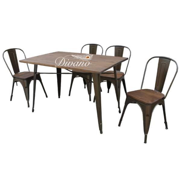 โต๊ะอาหารล๊อฟท์