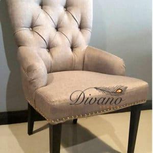 acacia chair